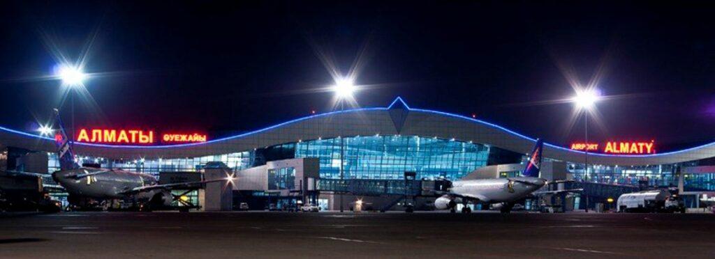 Такси из Бишкека в аэропорт Алматы